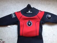 Ladies Typhoon Dry Suit