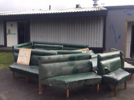 Banquette/Bench Seating Free To A Good Home - Portsmouth