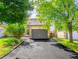 Detached home for sale in Richmond Hill-open house Oct19&20