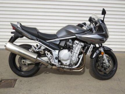 2008 Suzuki BANDIT 1250S ABS (GSF1250SA) Road Bike 1255cc Geelong Geelong City Preview