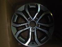 """Mercedes 17"""" New Style Alloys x 4 - £250"""