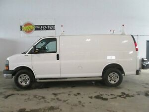 2015 GMC Savana 2500 1WT Rear-wheel Drive Cargo Van