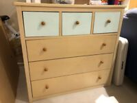 Chest of Drawers / Baby Changing Unit