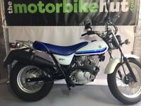 Suzuki RV125 Van Van - AS NEW - NATIONWIDE DELIVERY AVAILABLE - FREE 6 MONTH WARRANTY