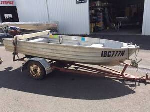 Brooker CT12 with 8hp Mercury for sale Grafton Clarence Valley Preview