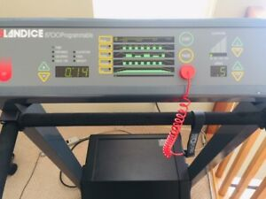LANDICE 8700 Programmable Treadmill