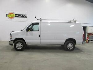 2009 Ford E-250 Commercial Cargo Van
