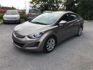 2014 Hyundai Elantra GL, Safety & ETEST for ON or QC INCL.