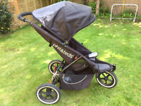 Phil & Teds buggy + double kit (2 seats)