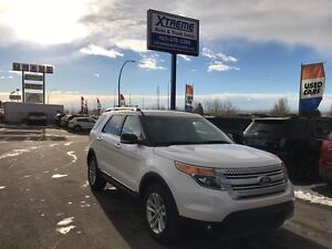 2014 Ford Explorer XLT 4WD $179 bi-weekly APPLY NOW DRIVE NOW