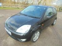 Ford Fiesta 1.4 Zetec 3dr LOW INSURANCE