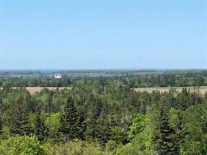 Over 7 Acres With Spectacular Views of the Confederation Bridge!