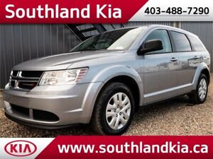 2016 Dodge Journey - Canada Value Package -