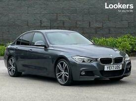image for 2017 BMW 3 Series 320D M Sport 4Dr Step Auto Saloon Diesel Automatic