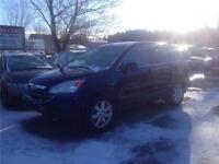 """2007 Honda CR-V 4WD """"EX-L""""-LEATHER-ROOF-EXTRA CLEAN!"""