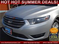 2013 Ford Taurus SEL FWD, $56/Weekly, ALL-CREDIT FINANCE » » » Windsor Region Ontario Preview