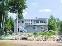 Waterfront Cottage/House for sale. 55 mins from downtown Ottawa.