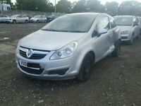 VAUXHALL CORSA D 1.3 CDTI 2006-2013 BREAKING FOR SPARES TEL 07814971951 HAVE FEW IN STOCK