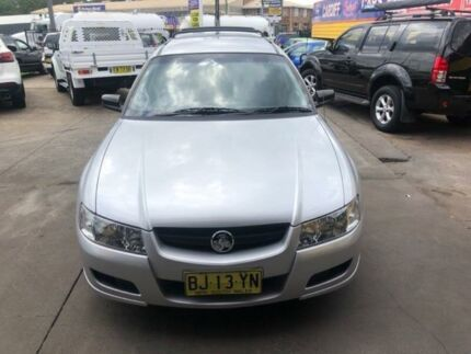 2005 Holden Commodore VZ Executive Silver 4 Speed Automatic Wagon Cardiff Lake Macquarie Area Preview