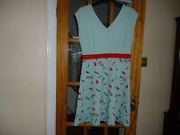 Woman's Sleeveless Dress 'Myleene Klass' - size 14