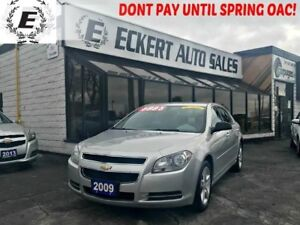 2009 Chevrolet Malibu LS WITH LOW KMS