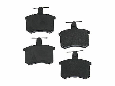 For 1994-1998 Audi Cabriolet Brake Pad Set Rear OPParts 61444QP 1995 1996 1997