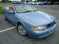 2003 Volvo C70 2.4 manual T5 GT 65061 miles Shrewsbury