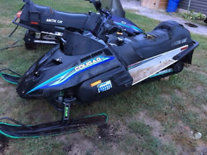 1993 Arctic Cat Cougar 440 Project Snowmobile
