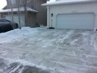 Sherwood Park Snow Removal Call 780-909-2836