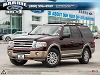 2011 Ford Expedition 4WD 4DR SSV