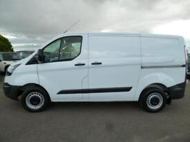 2015 Ford Transit Custom 2.2TDCI CUSTOM 290 ECO-TECH LR P/V Diesel white Manual