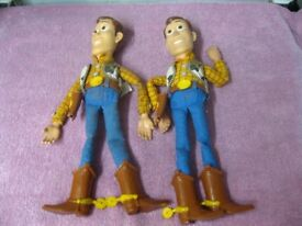 TOY STORY 2 TALKING PULL STRING WOODY'S
