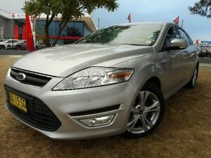 2013 Ford Mondeo MC Zetec Tdci Silver 6 Speed Direct Shift Hatchback Belconnen Belconnen Area Preview