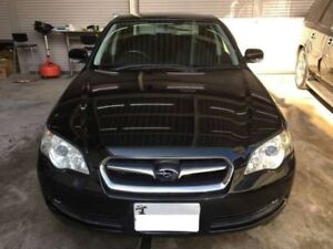 VERY RARE! Subaru Legacy B4 Sedan H6 3.0L engine 245 hp AWD 58K