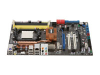 AMD quad core 2.4 GHz / 4 GB RAM / MB for sale