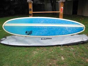 """7'6"""" Mini Mal/Funboard Surfboard Package Palm Beach Gold Coast South Preview"""