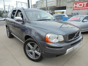 2009 Volvo XC90 P28 MY10 R-Design Grey Auto Sports Mode Wagon Holroyd Parramatta Area Preview