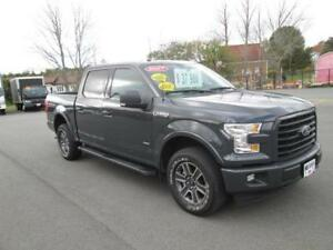 2017 Ford F150 XLT FX4