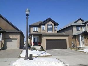 Brand new double-car garage house in Idlewood, Kitchener East