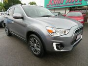 2016 Mitsubishi ASX XB MY15.5 LS 2WD Grey 6 Speed Constant Variable Wagon Mount Gravatt Brisbane South East Preview
