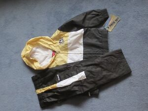 4T Reebok Pittsburgh Penguins Track Suit NWT