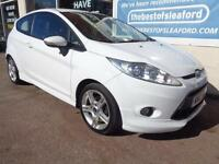 Ford Fiesta 1.6 ( 120ps ) 2012 Zetec S Full S/H Low miles 38k 1 former keeper