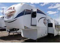 2012 Jayco Eagle 365BH Bunkhouse Fifth Only $161 Bi_Wkly