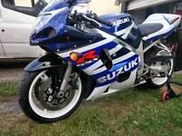 2003 SUZUKI GSXR 600 K3