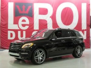 Mercedes-Benz Classe-M ML350 BlueTEC AMG AIR SUS 2013