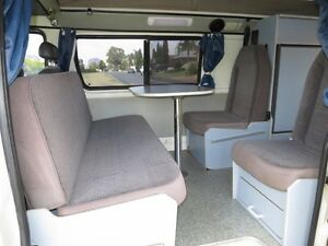 Toyota Hiace Campervan – AUTO – 5 SEATS Glendenning Blacktown Area Preview