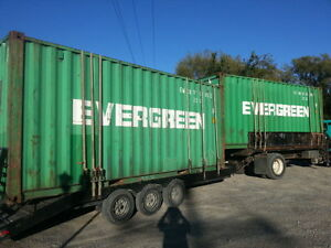 20' 40' and 40 High cube Shipping Containers PETERBOROUGH ON Peterborough Peterborough Area image 2