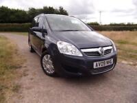 Vauxhall Zafira 1.6i 16v Life (7 Seat)