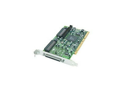 Adaptec 29320A Ultra320 SCSI Card w/ HostRAID PCI-X,32//64-bit DB68 Windows 7  for sale  Shipping to India