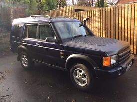 LandRover 2000 Discovery